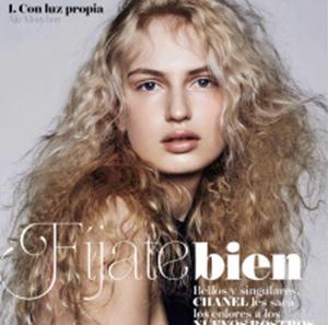 az év modellje 2016 -Menyhért Alíz